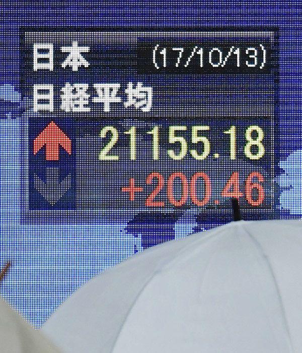 日本株高騰 自民勝利の立役者は「ブラックロック」? - 森岡 英樹 - 文春オンライン