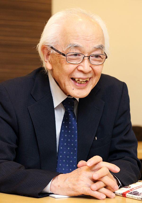 柳田邦男さん ©文藝春秋