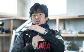言葉のひと・名波浩が語る「選手がキャラ立ちするためのコミュニケーション法」