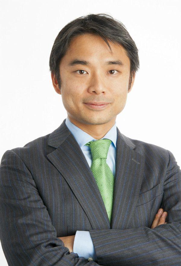 ライフネット生命社長・岩瀬大輔さん。©近藤俊哉/文藝春秋