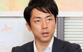 小泉進次郎が「国会改革」の真意を明かす