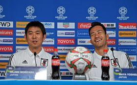 日本代表・森保一監督は「理想の上司」? 槙野智章と酒井宏樹に聞いてみた