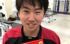 「チョコを渡したい選手」ランクで驚異の大躍進を遂げたロッテ・原嵩