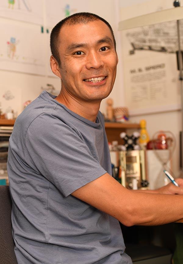 ヨシタケシンスケさん