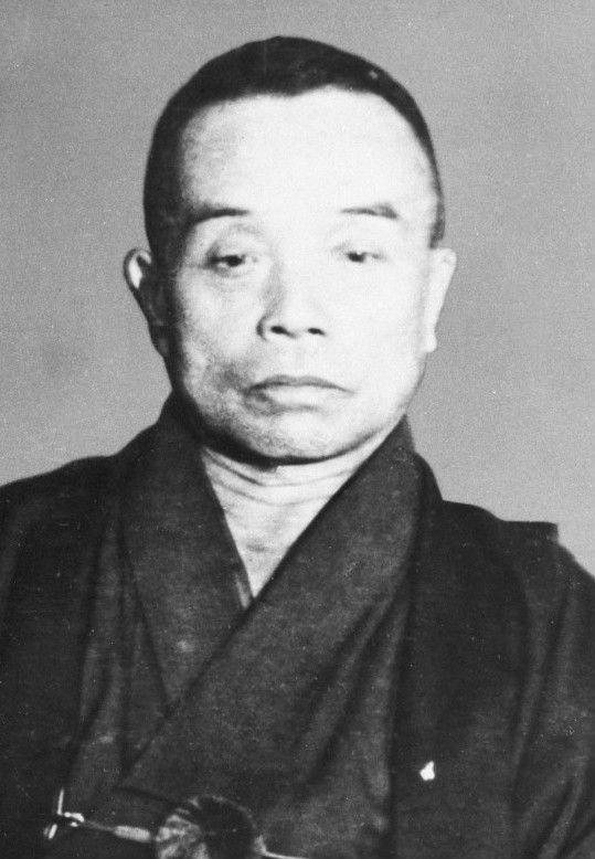 天才将棋棋士、坂田三吉さん ©共同通信社