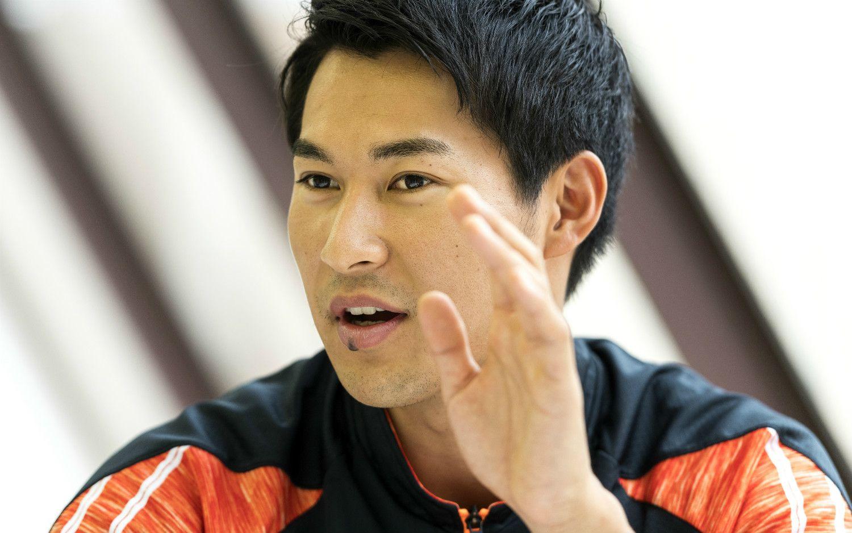飯塚翔太選手も、個人種目は200mで世界陸上に登場する。©杉山拓也/文藝春秋