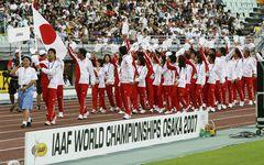 ご存知ですか? 8月25日は第11回世界陸上の大阪大会が開幕した日です