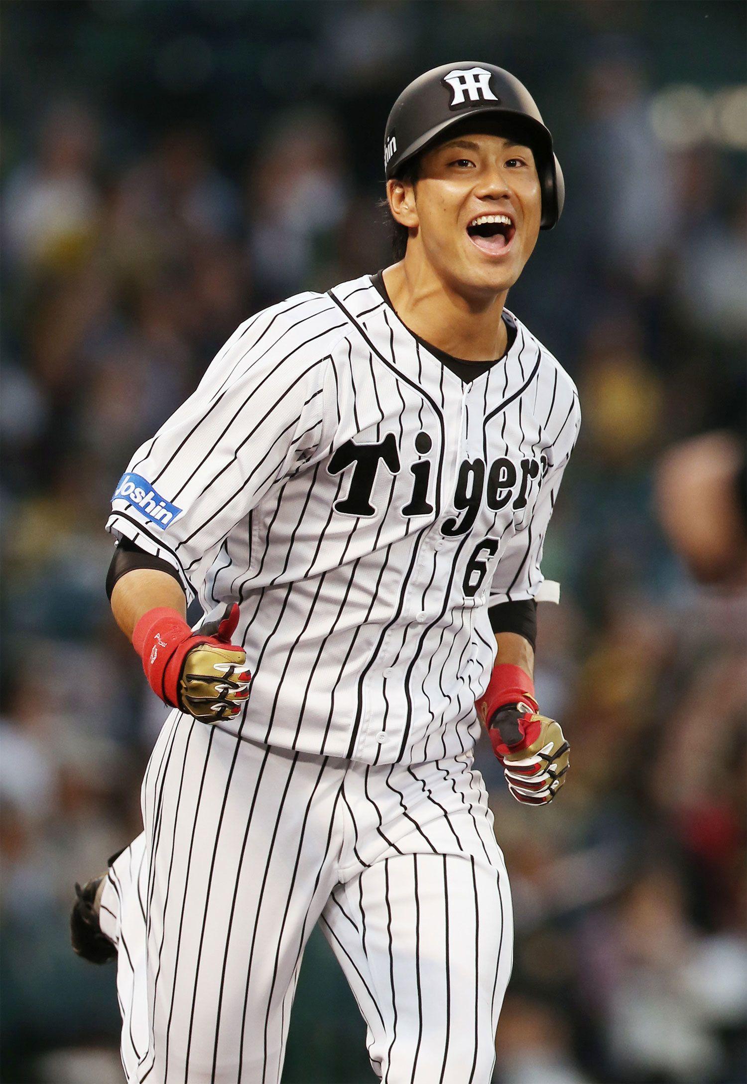 8月3日現在、チーム最多の11本塁打をマークしている中谷将大 ©時事通信社