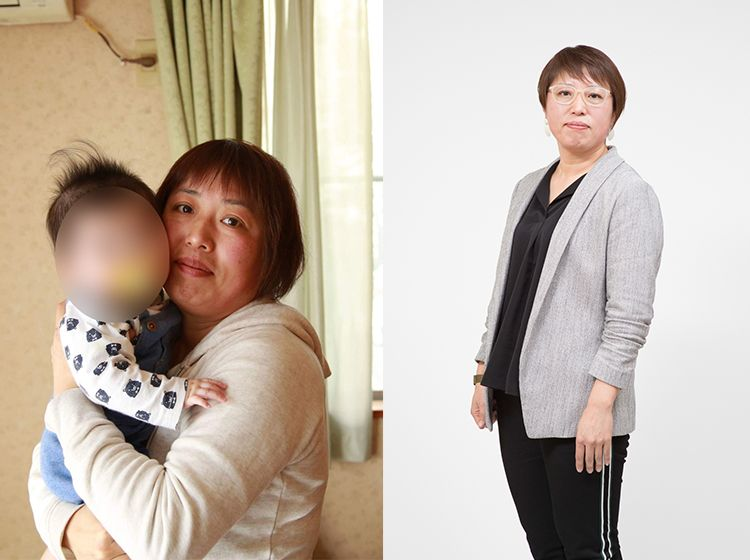 46歳島田雪子さん 80kg→67kg マイナス13kg
