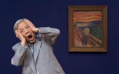 「総理退任で『絵』のパワーを感じた」田原総一朗が語る、仕事とアートとムンク