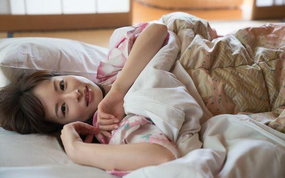 皆藤愛子 ファン投票1位に輝いた「リアルな寝起き写真」公開!