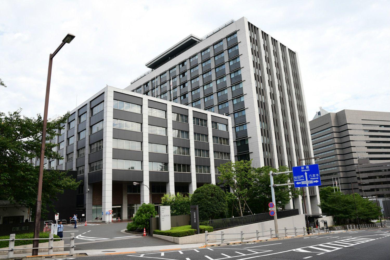 中央合同庁舎第8号館(中央) ©石動竜仁