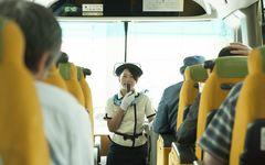 はとバスの「バスガール」が経験した「東京五輪の熱気」と「地獄のような研修」