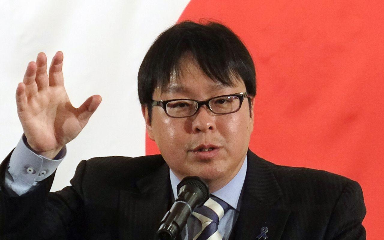 日本第一党 桜井誠 N国・立花党首が因縁の日本第一党・桜井党首に果たし状! 12・19激突か