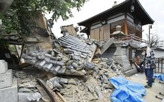 大阪北部地震は「西日本大震災」の序章にすぎない