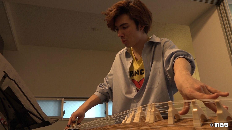 4月15日放送 「箏曲家 今野玲央」