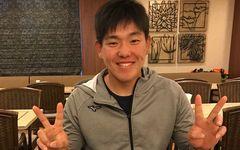 水泳でも一流だったロッテのドラ1ルーキー・安田尚憲