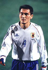 98年のフランスW杯、秋田はDFとして全ての試合にフル出場、世界を相手に闘った/JMPA