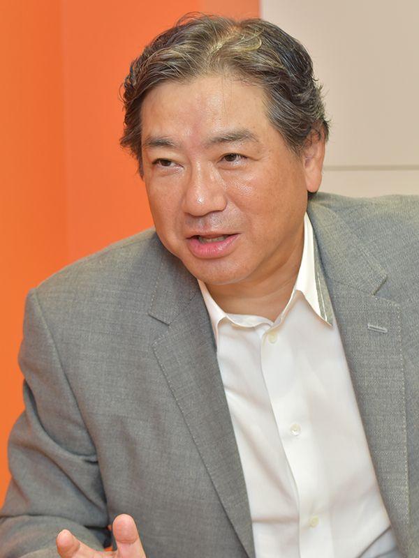 吉田正樹会長 ©杉山秀樹/文藝春秋