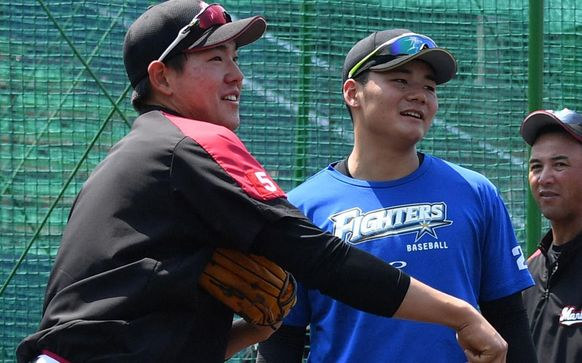 ロッテ・安田尚憲が書いた「あの夏、清宮幸太郎選手と話したこと」