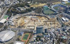 ご存知ですか? 7月22日は3年後の東京五輪で、開会式に先がけサッカー競技が始まる日です