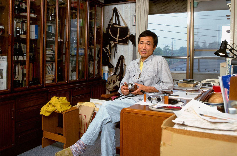 赤瀬川原平は美術家、随筆家、作家など幅広く活躍。尾辻克彦の名で1981年には芥川賞も受賞した ©文藝春秋