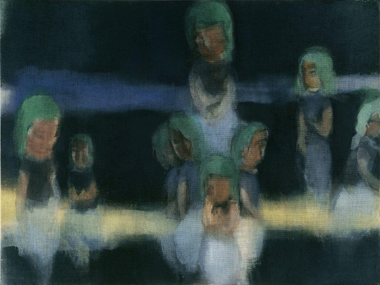 イケムラレイコ《オーシャン lll》 2000/01年 ヒルティ美術財団