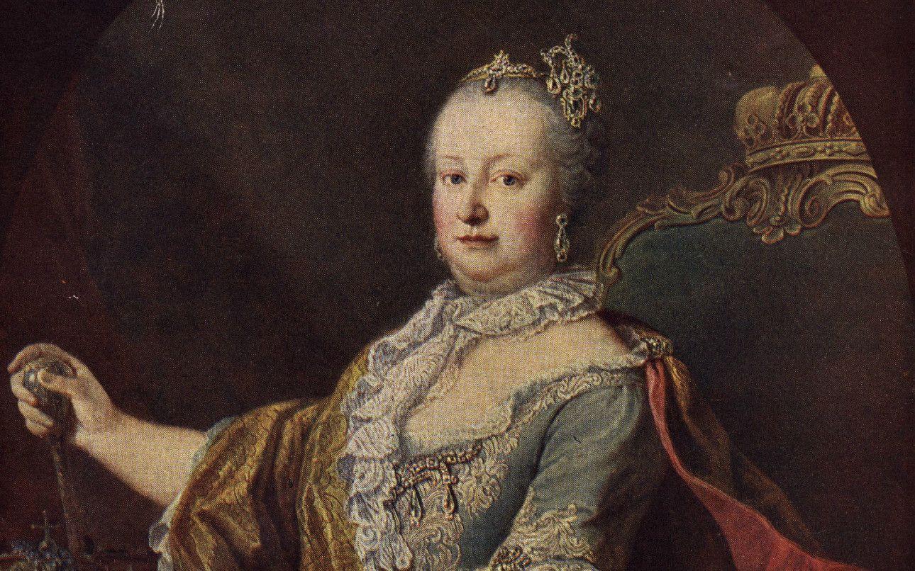 ご存知ですか? 5月13日はハプスブルク家の女帝、マリア ...