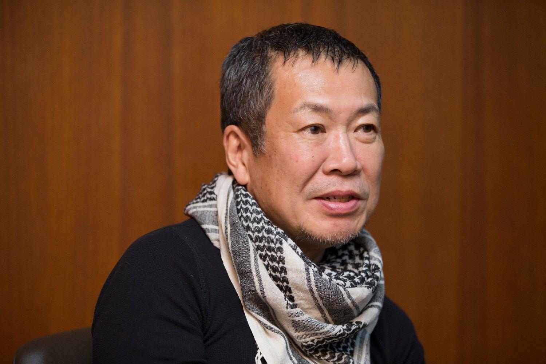 毎日新聞出身のジャーナリスト・佐々木俊尚氏