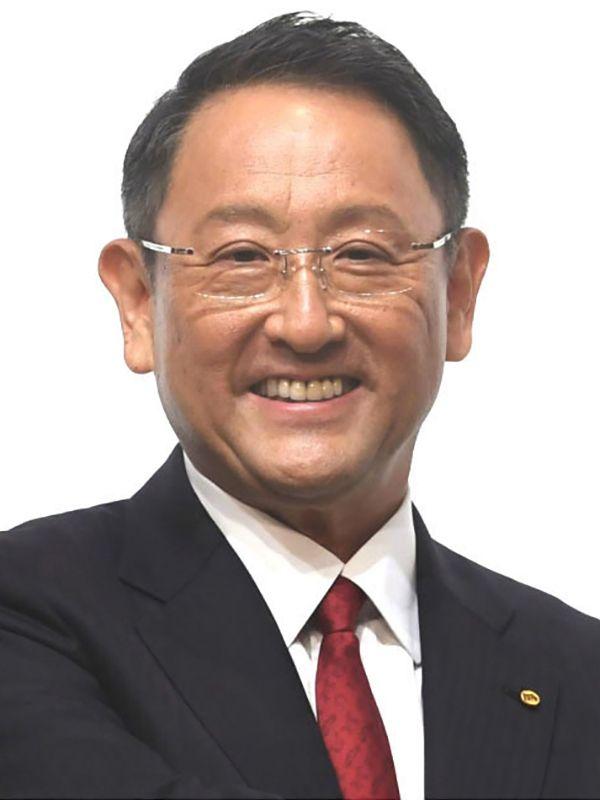 トヨタ自動車・豊田社長