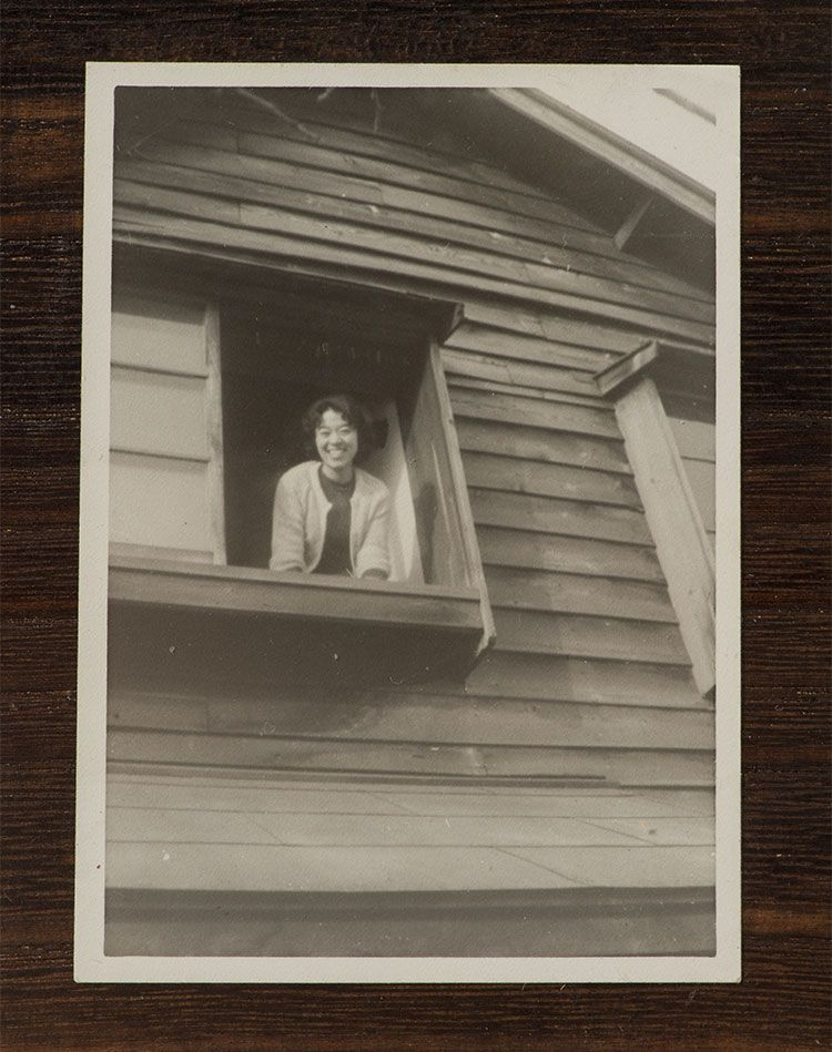 すきま風が入るおんぼろ下宿で、初めての一人暮らしが始まった 本人所蔵