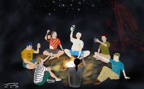 松尾諭「拾われた男」 #16 「奥多摩の渓流で男7人、正体不明の音を聞いた日」