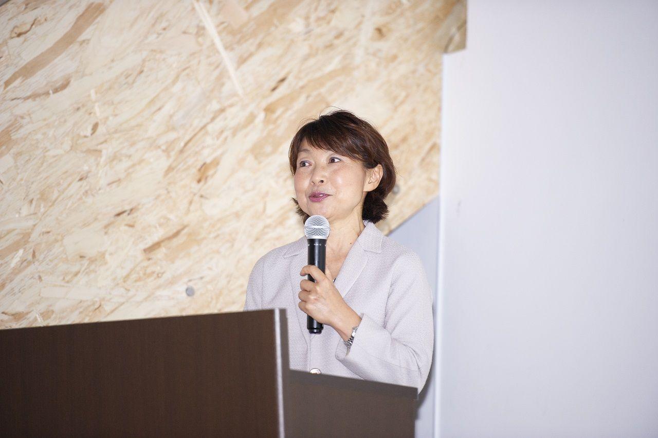 「がんアライ部」代表発起人・功能聡子さん