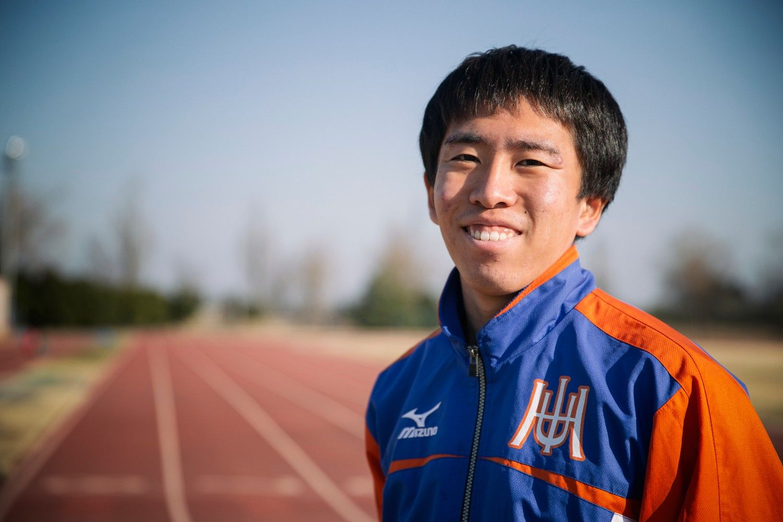 青森県出身の鈴木悠太選手