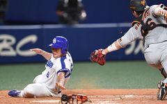 中日・平田良介の走塁技術 秘密は「ドカベン」と「大阪桐蔭」にあった