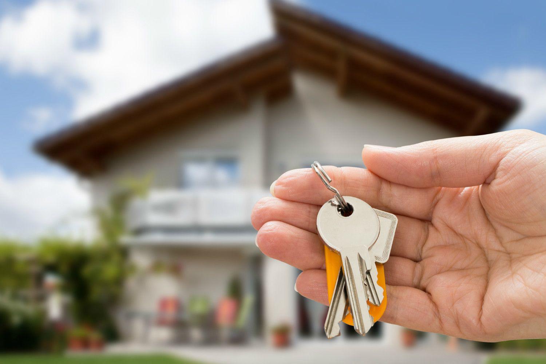 2世帯住宅の1階を賃貸住宅にすれば、賃料でローンが支払える ©iStock.com