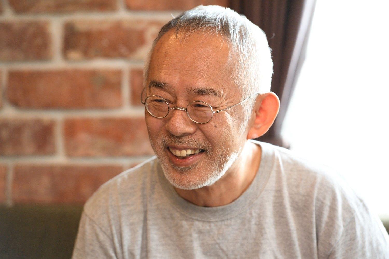 鈴木敏夫さん ©石川啓次/文藝春秋