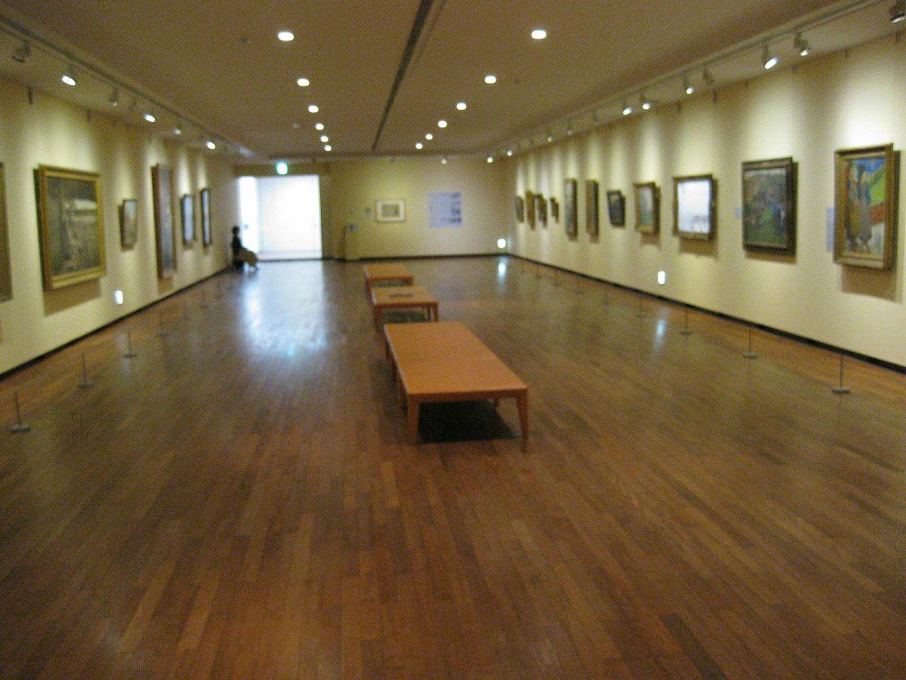 国立西洋美術館内観