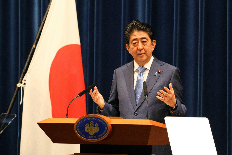 「働き方改革」を掲げる安倍首相 ©文藝春秋