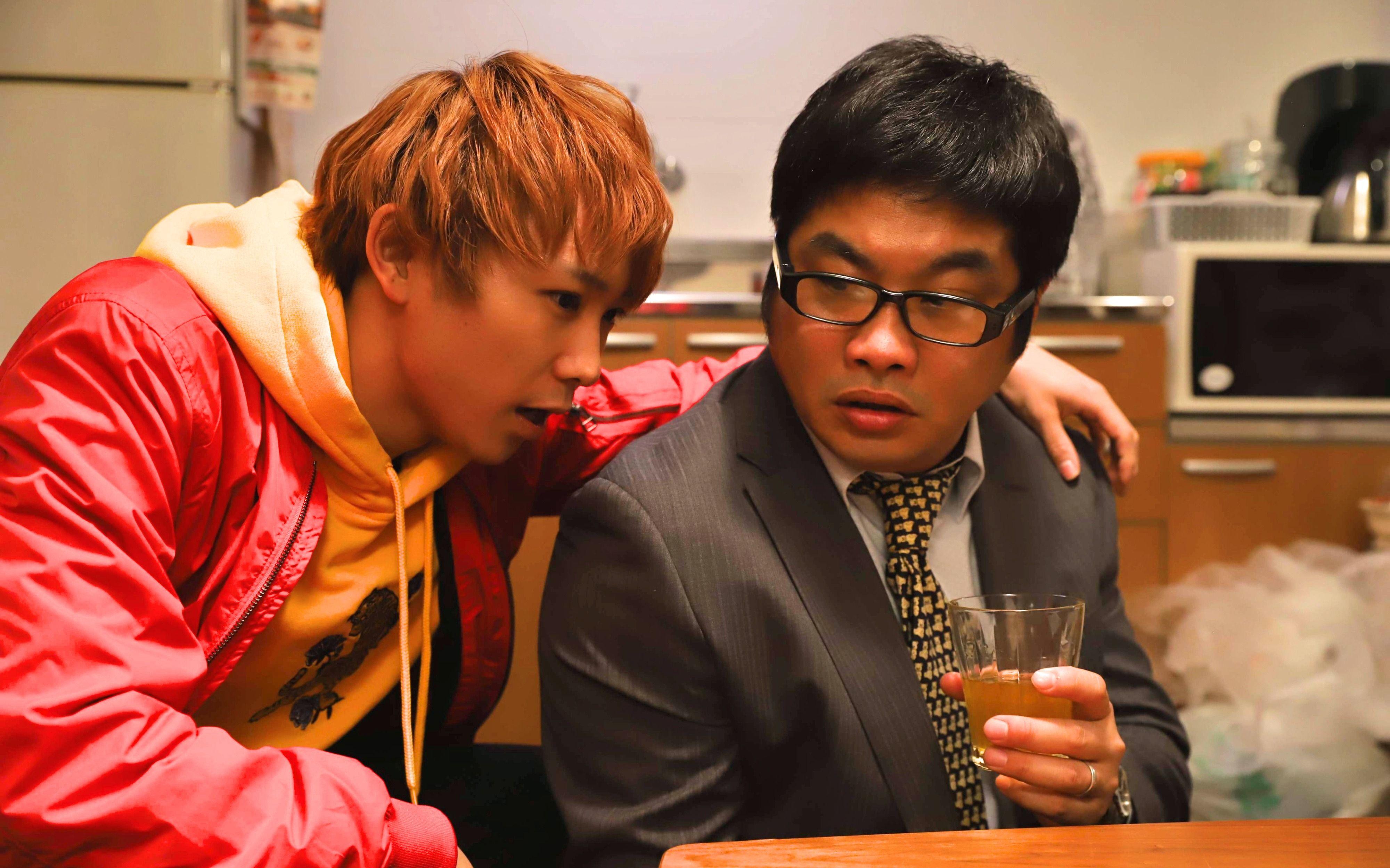松尾さん出演情報 『JOKER×FACE』毎週(月)24時55分~25時25分放送 FODで先行配信中 ©フジテレビ/ソニー・ミュージックエンタテインメント
