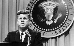 ご存知ですか? 11月22日はケネディ大統領が暗殺された日です