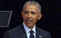 1年半の沈黙破り トランプ大統領にオバマが宣戦布告