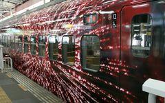 リニューアルされた「走る美術館」現美新幹線で高尚な気分に浸ってみる
