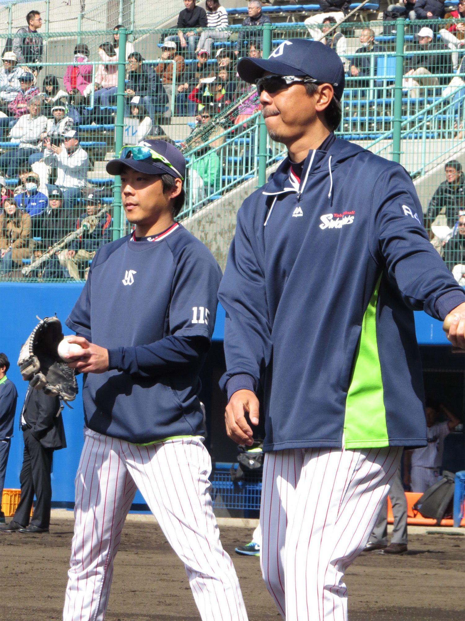 来季からBC富山監督に就任する伊藤智仁 ©HISATO