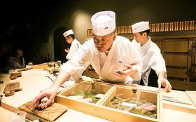 江戸前鮨の名匠が警鐘を鳴らす「本当は危険な海外の鮨」