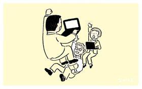 """燃え殻人生相談「37歳課長1年生、""""やさしさ""""の組織運営に悩む」"""