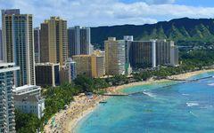2回目のハワイは「ハワイアン航空午前0時羽田発」に乗る