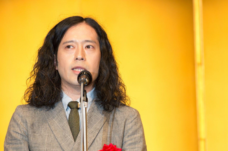 又吉直樹氏。新作『劇場』を発表した。©鈴木七絵/文藝春秋