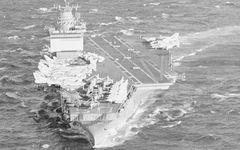 ご存知ですか? 1月19日は原子力空母エンタープライズが佐世保に入港した日です