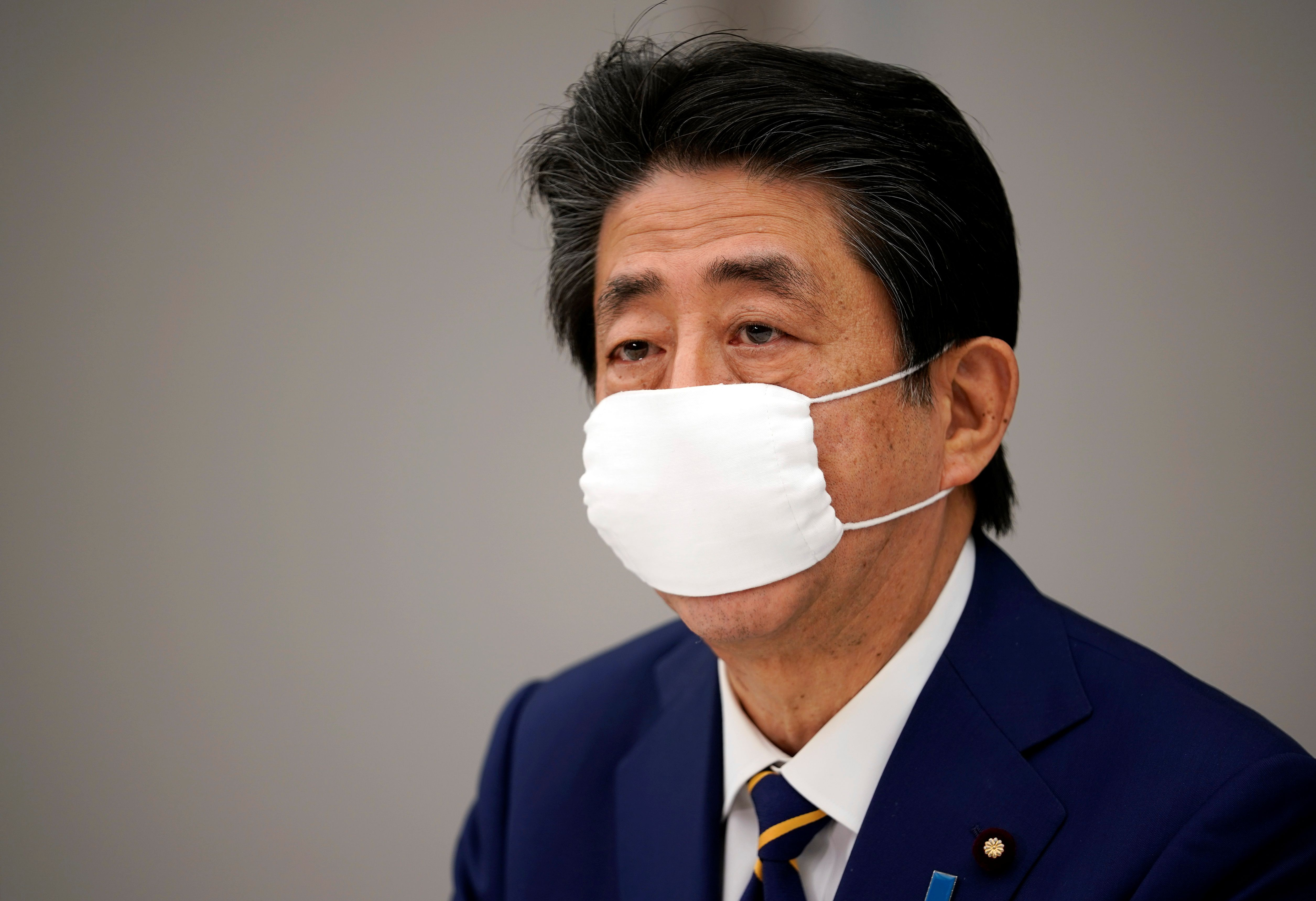 安倍 マスク